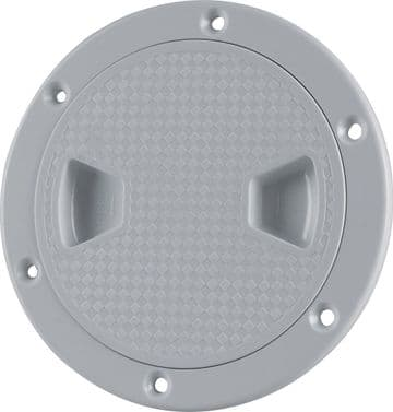 "4"" SEAFLO ABS white DECK INSPECTION HATCH plastic BOAT yacht RIB motorhome"